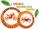 Kiralık Motosiklet, Motor Kiralama - Turuncu Motor